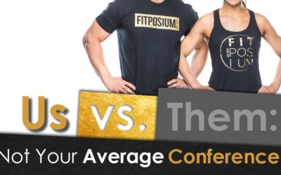 Us Vs. Them: Not Your Average Conference
