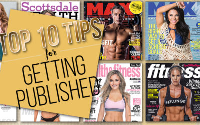 Top 10 Tips on Getting Published