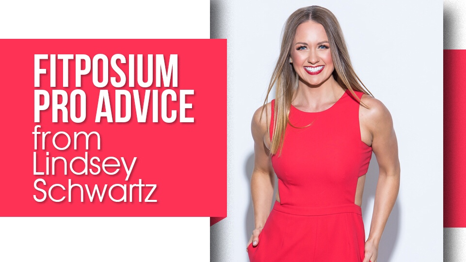 FITposium Pro Advice from Lindsey Schwartz