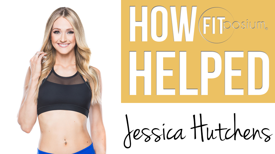 How FITposium Helped Jessica Hutchens