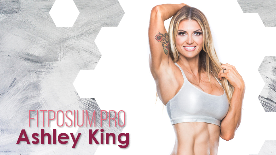 FITposium PRO Interview with Ashley King