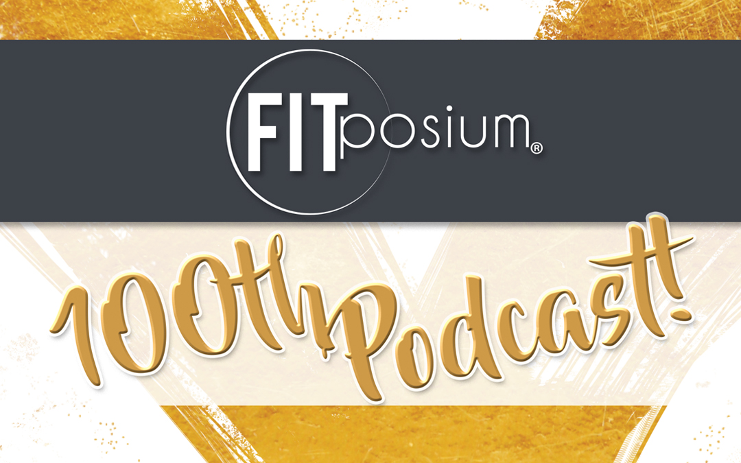 FITposium LIVE 100th Episode Recording